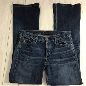 Citizens of Humanity Kelly Low Rise Boot Cut Sz 30